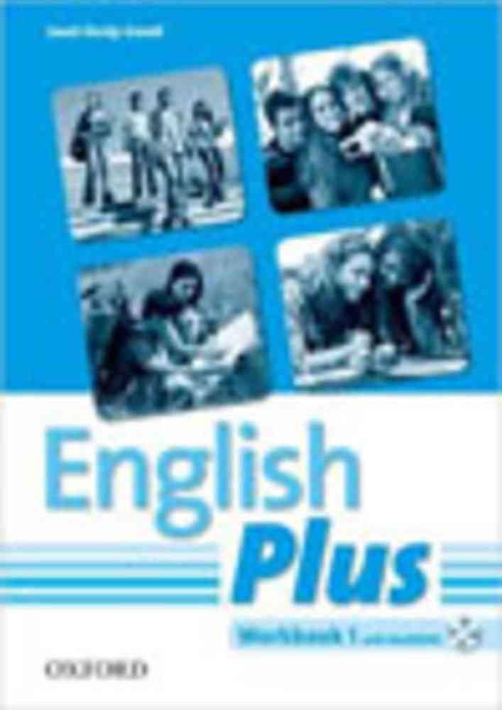 English Plus 1: Workbook with MultiROM- REDUCERE 50% image0