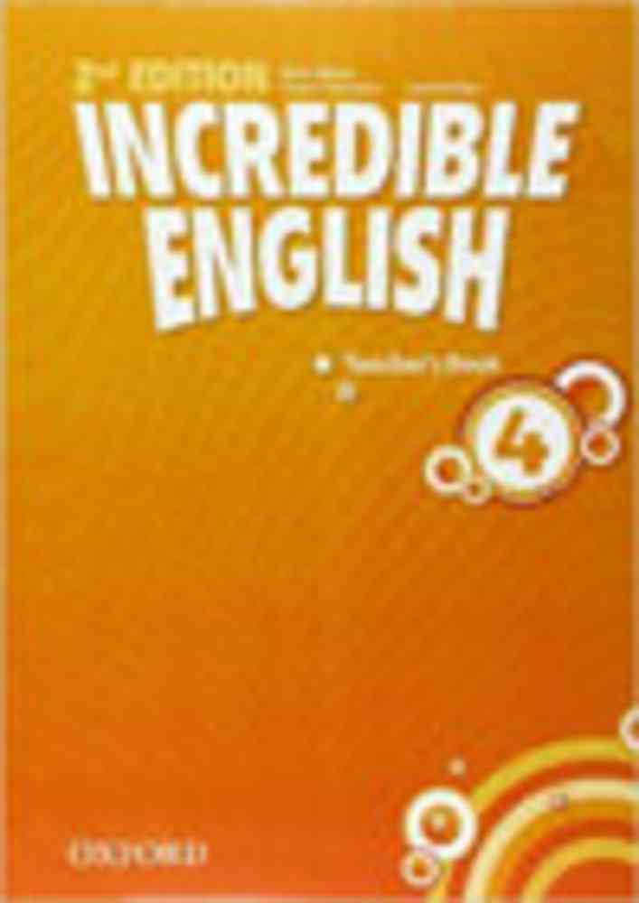 Incredible English, New Edition 4: Teacher's Book image0
