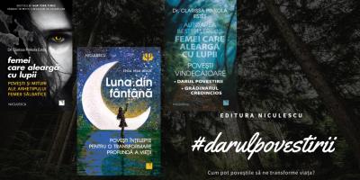 #Darulpovestirii – cum pot poveștile să ne transforme viețile